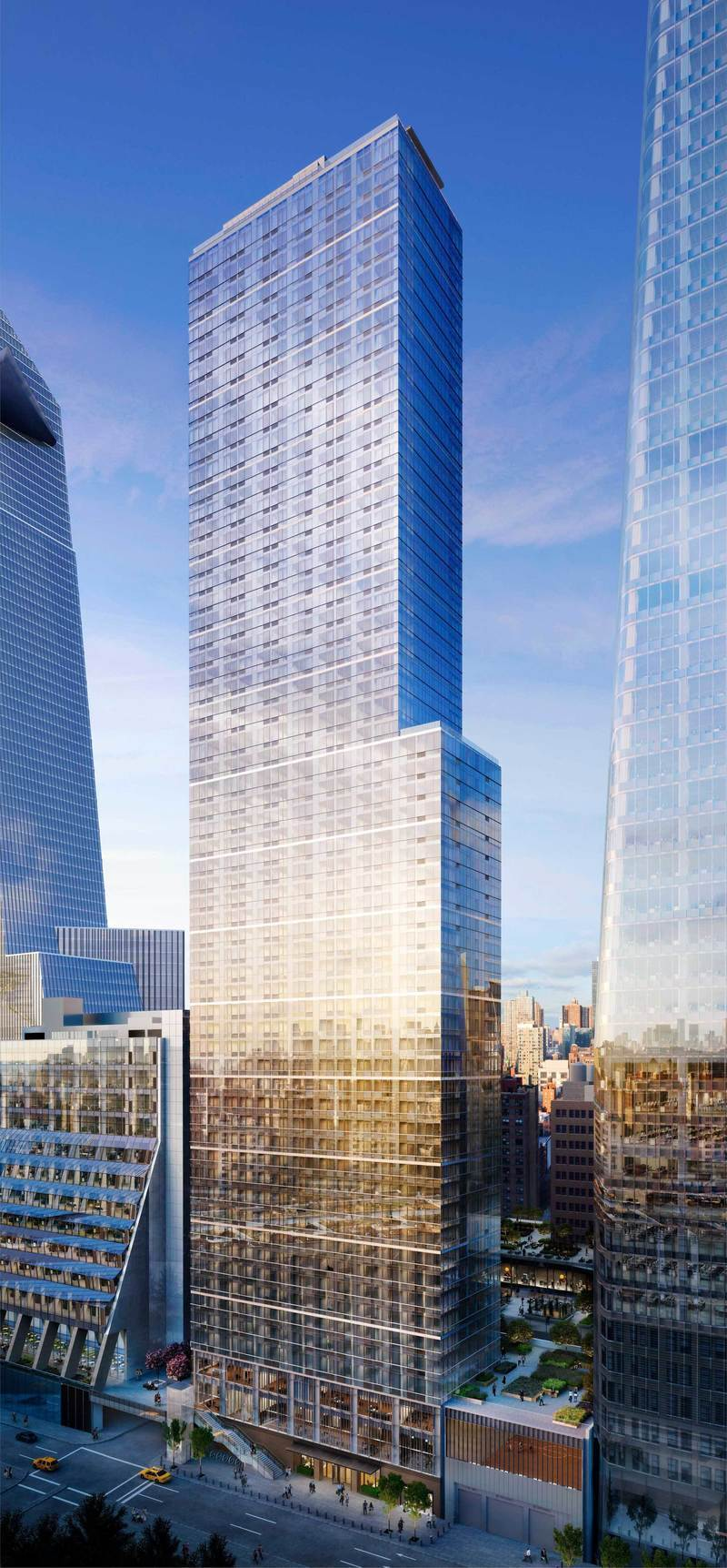 The Eugene At 435 West 31st St In Hudson Yards Sales