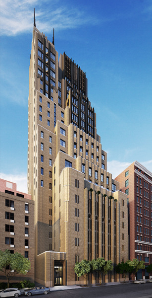Walker Tower At 212 West 18th St In Chelsea Sales