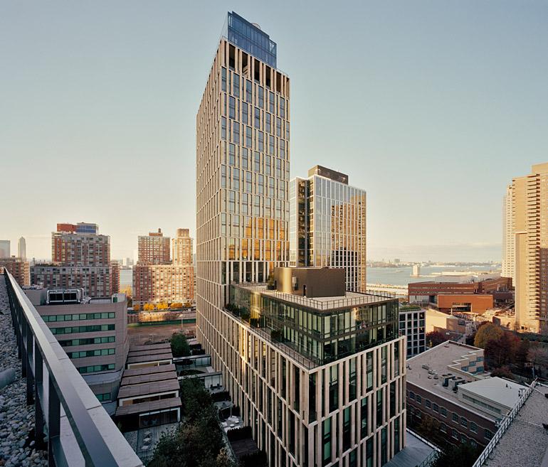 Condo Rentals Nyc: 101 Warren St. In Tribeca : Sales, Rentals, Floorplans