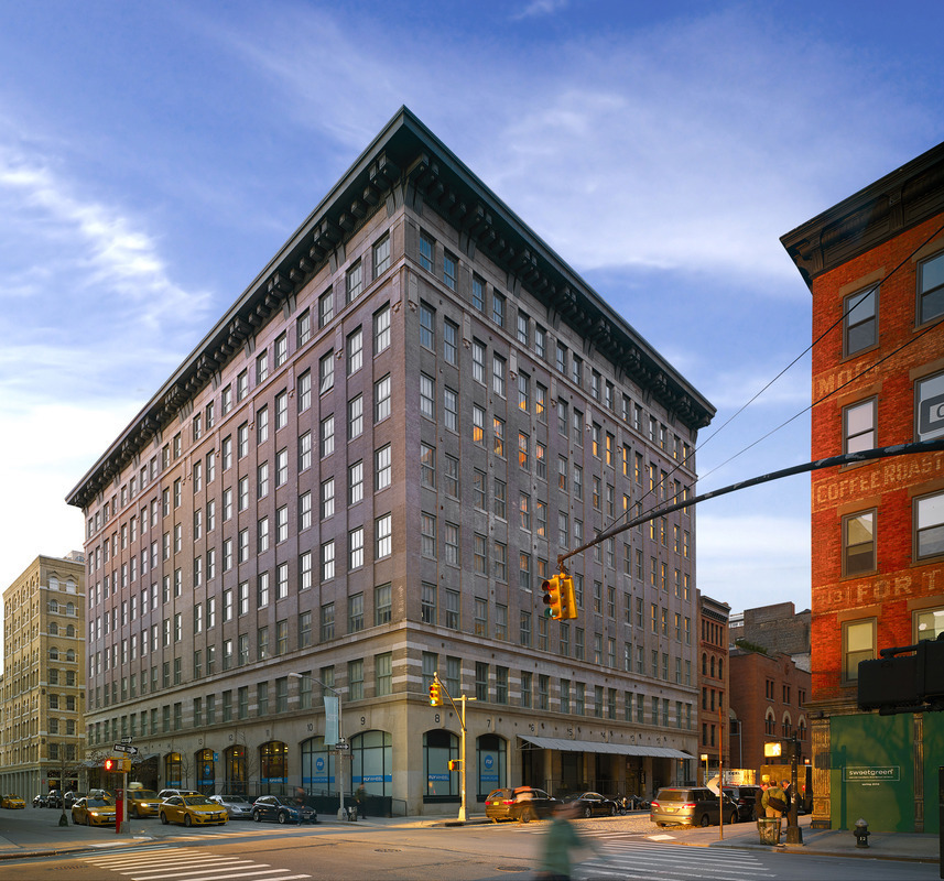 Downtown Apartments Nyc: 415 Greenwich St. In Tribeca : Sales, Rentals, Floorplans