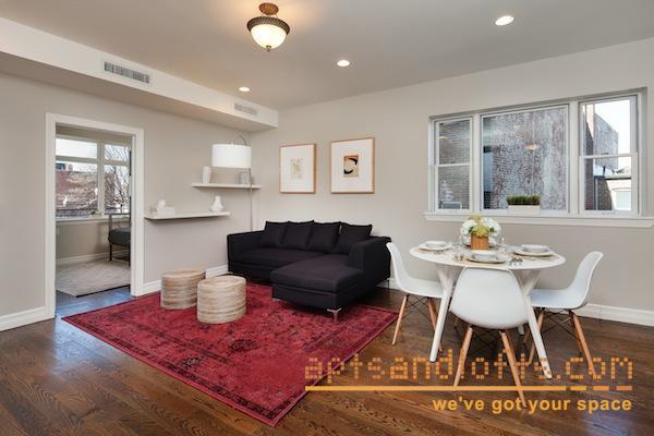 Streeteasy 1329 east 17th street in midwood 5b sales for Model apartment geffen