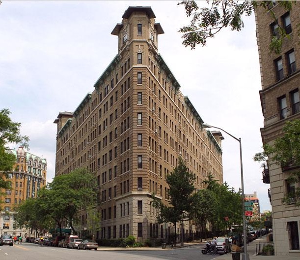 24 Manhattan Apartment Floor Plans The 11 Most: The Grinnell At 800 Riverside Drive In Washington Heights