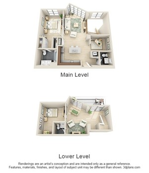 floorplan for 111 Kent Avenue