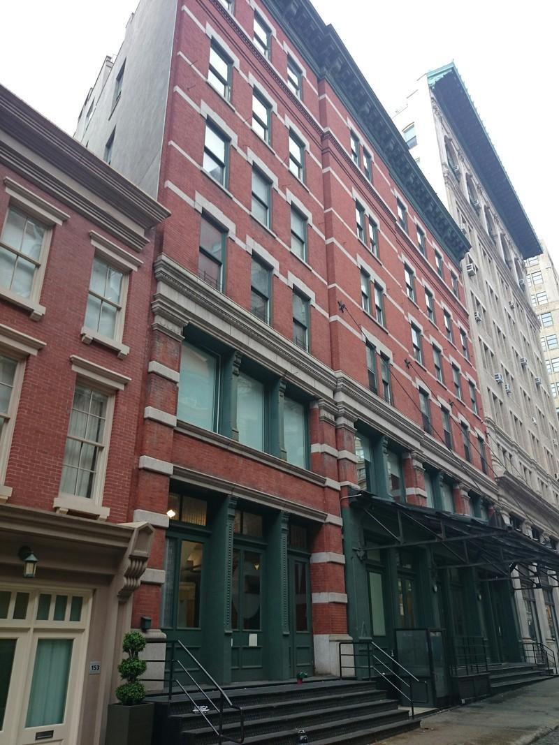 155 Franklin St In Tribeca Sales Rentals Floorplans