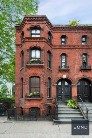 154 warren st in cobble hill sales rentals floorplans for Tribeca townhouse for sale
