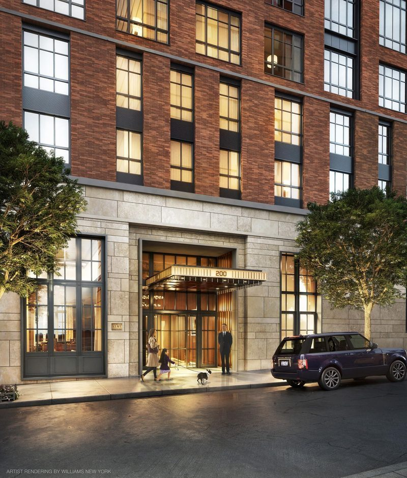 Rent Condo Nyc: The Kent At 200 East 95th St. In Yorkville : Sales