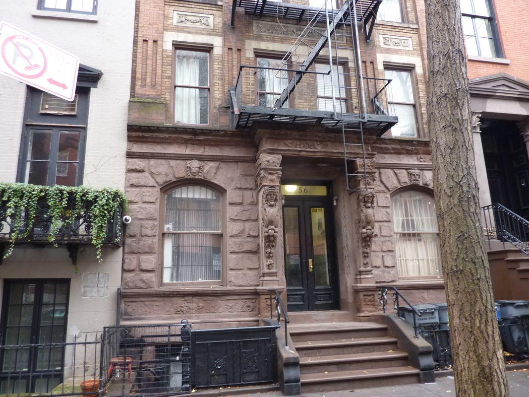 Streeteasy 56 morton street in west village 4w sales for Manhattan west village apartments