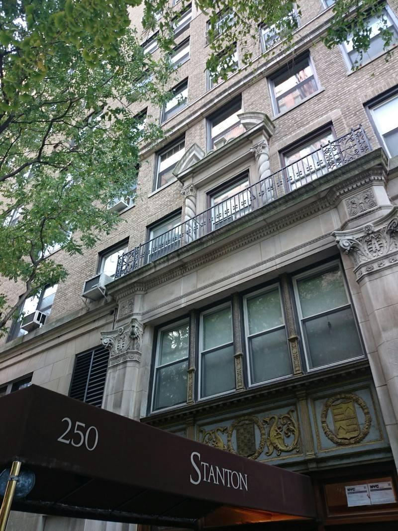 The Stanton At 250 West 94th St In Upper West Side