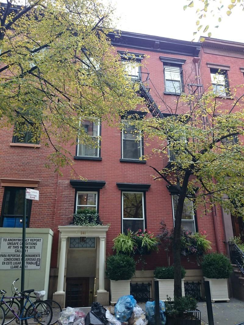 241 west 4 street in west village manhattan naked for Manhattan west village apartments