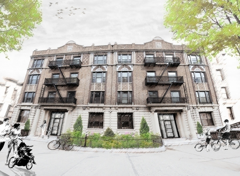 The Parkside Condominiums At 41 Clarkson Ave In Prospect Lefferts Gardens Sales Rentals