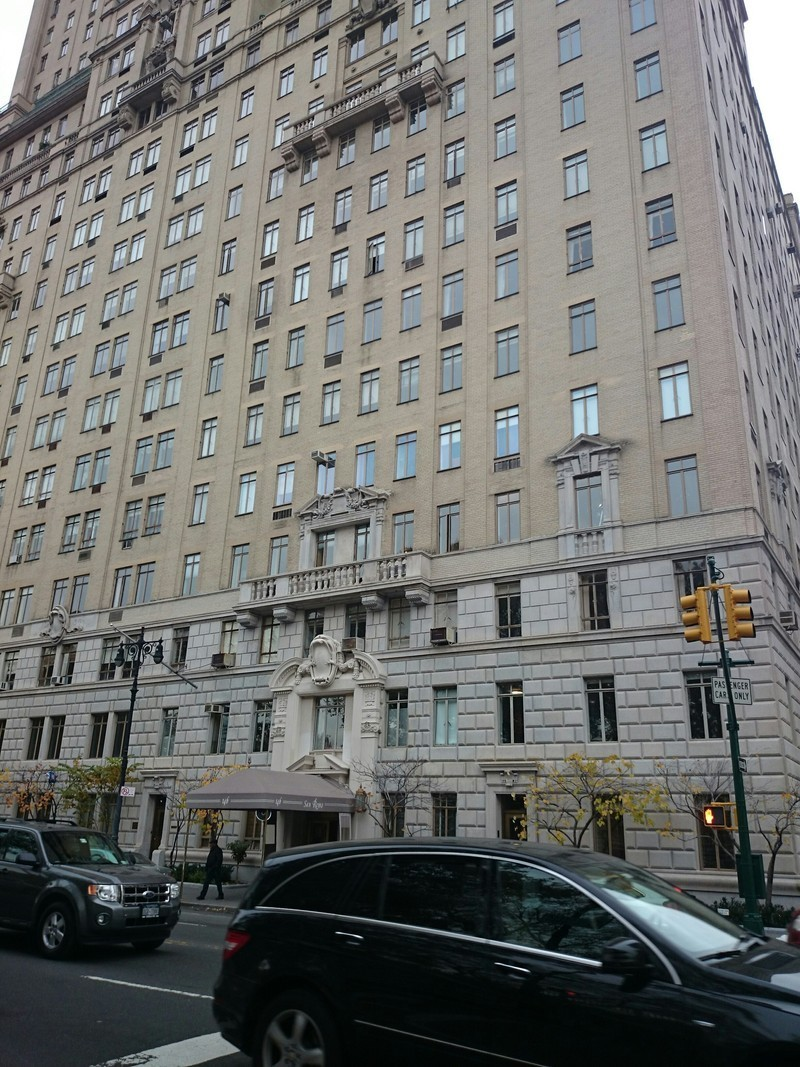 The San Remo At 145 146 Central Park West In Upper West