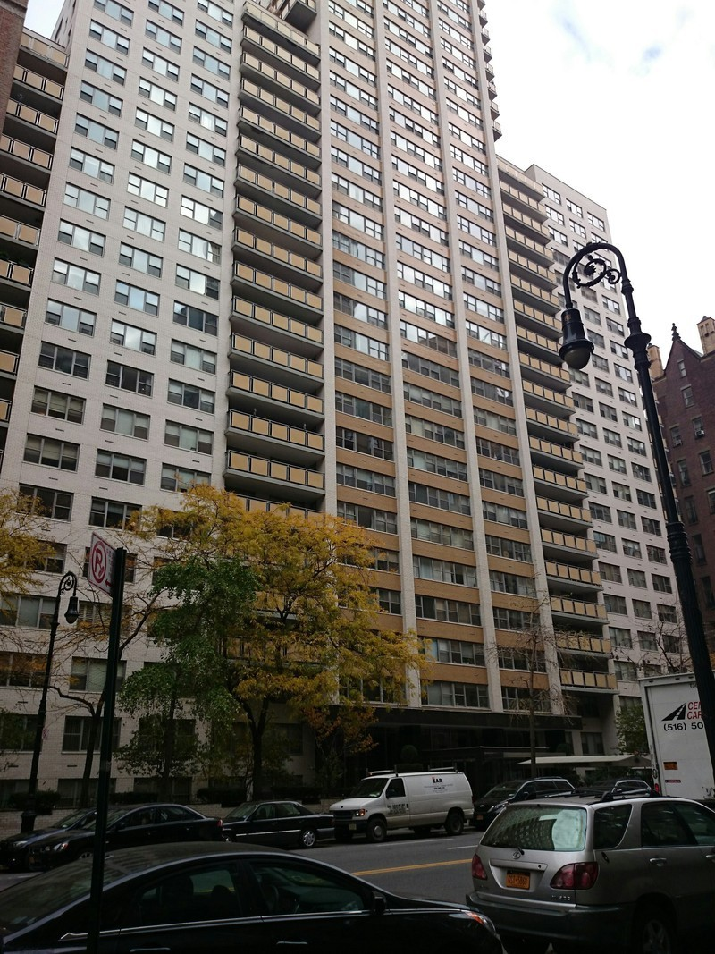 Mayfair Towers At 15 West 72nd St In Upper West Side