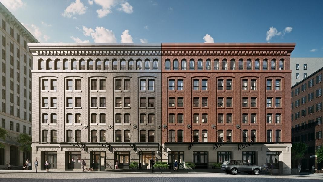 Tribeca. 71 Laight Street #3F #3F