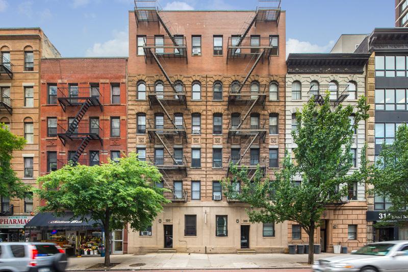 East Street In Kips Bay Manhattan Naked Apartments