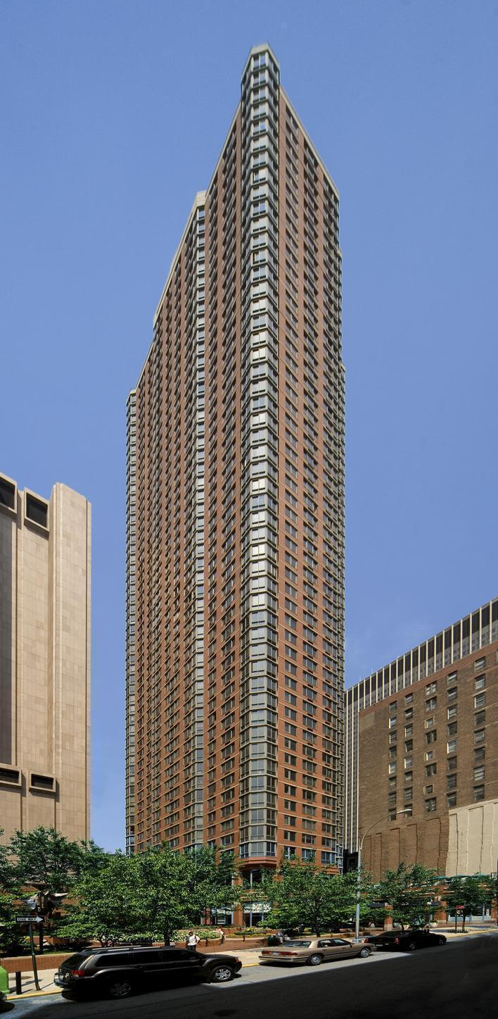 Building Tribeca Tower