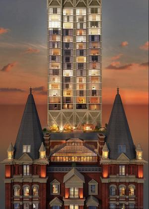 Streeteasy The Beekman Residences At 5 Beekman Street In