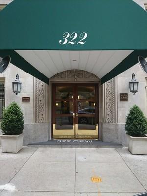 322 Central Park West In Upper West Side Sales Rentals