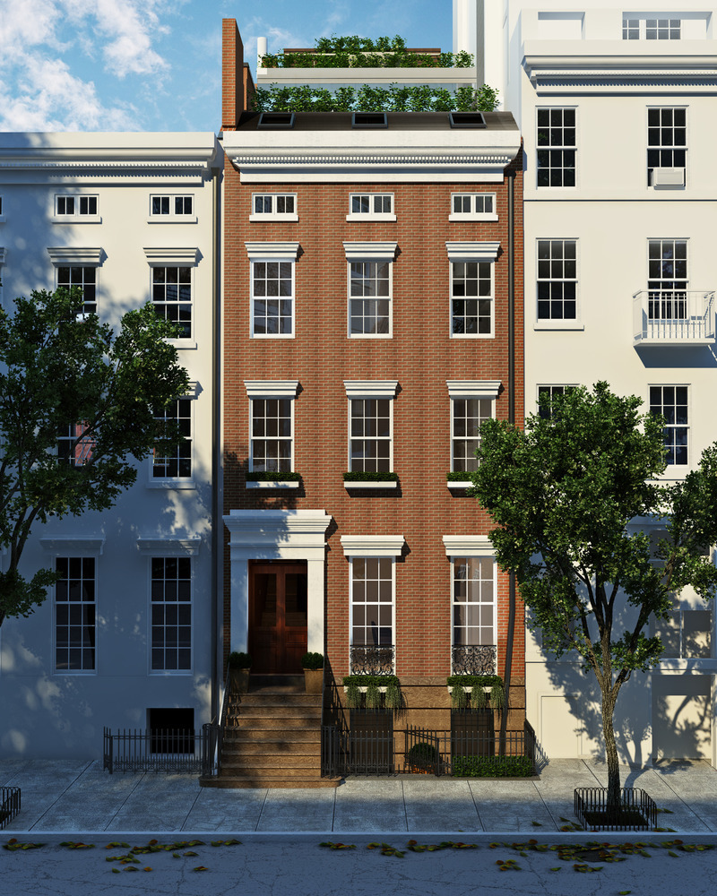 73 Washington Pl In Greenwich Village Sales Rentals Floorplans