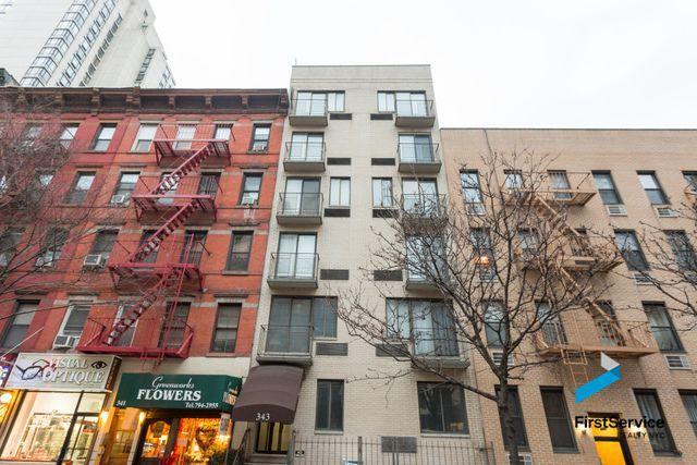 343 East 76th St In Lenox Hill Sales Rentals Floorplans