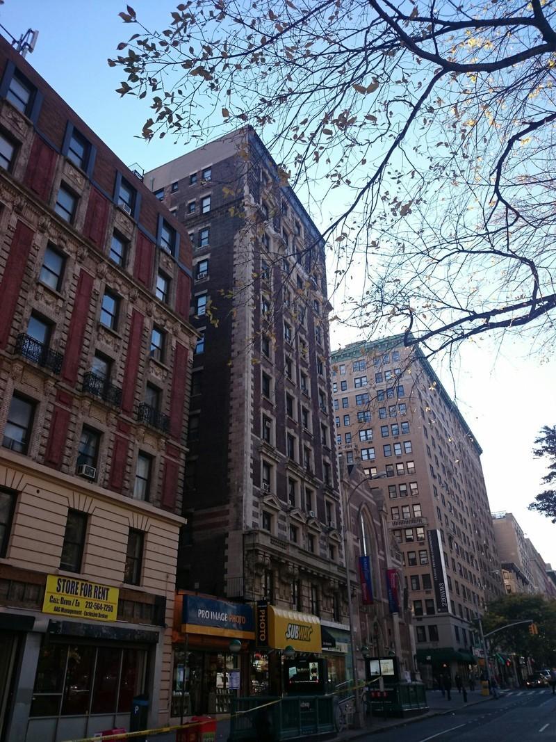 2508 Broadway In Upper West Side Sales Rentals Floorplans