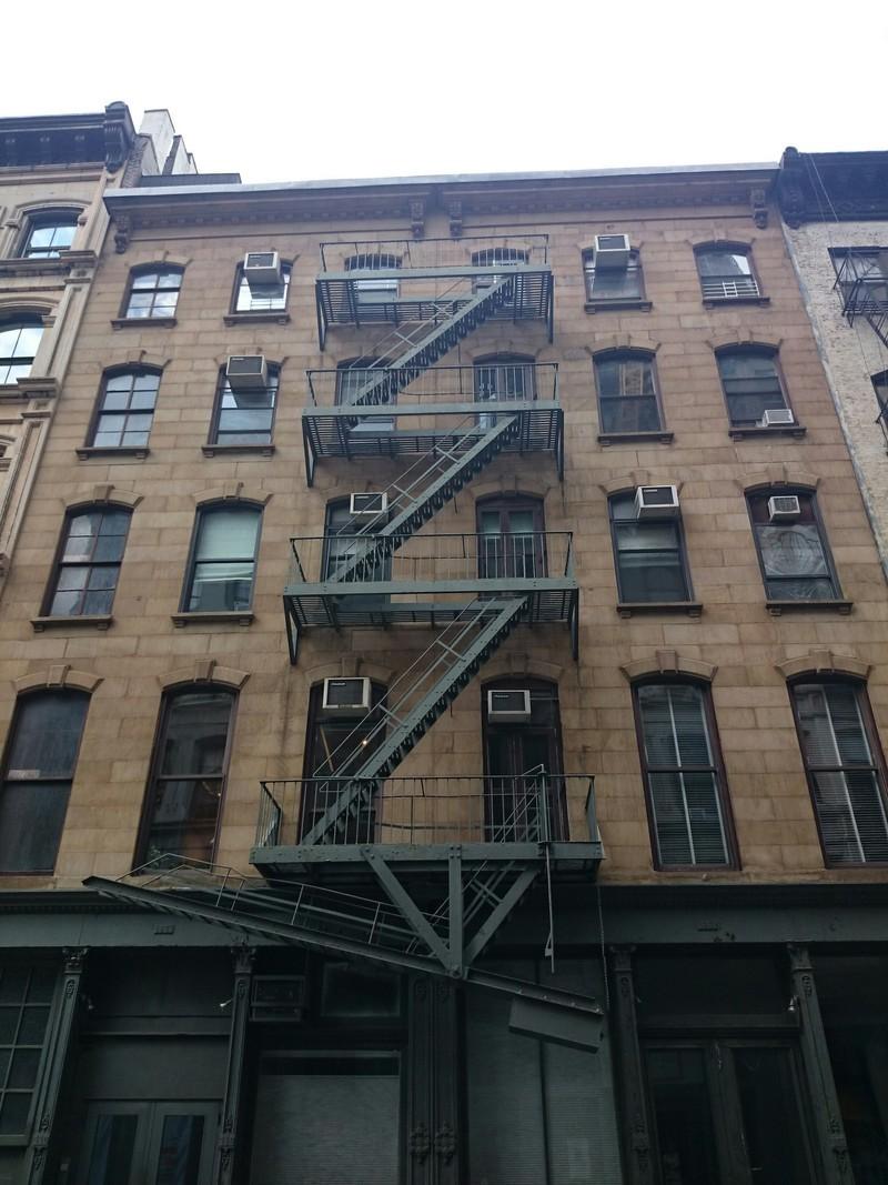 108 Franklin St In Tribeca Sales Rentals Floorplans