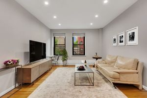 View of 104 West 70th Street