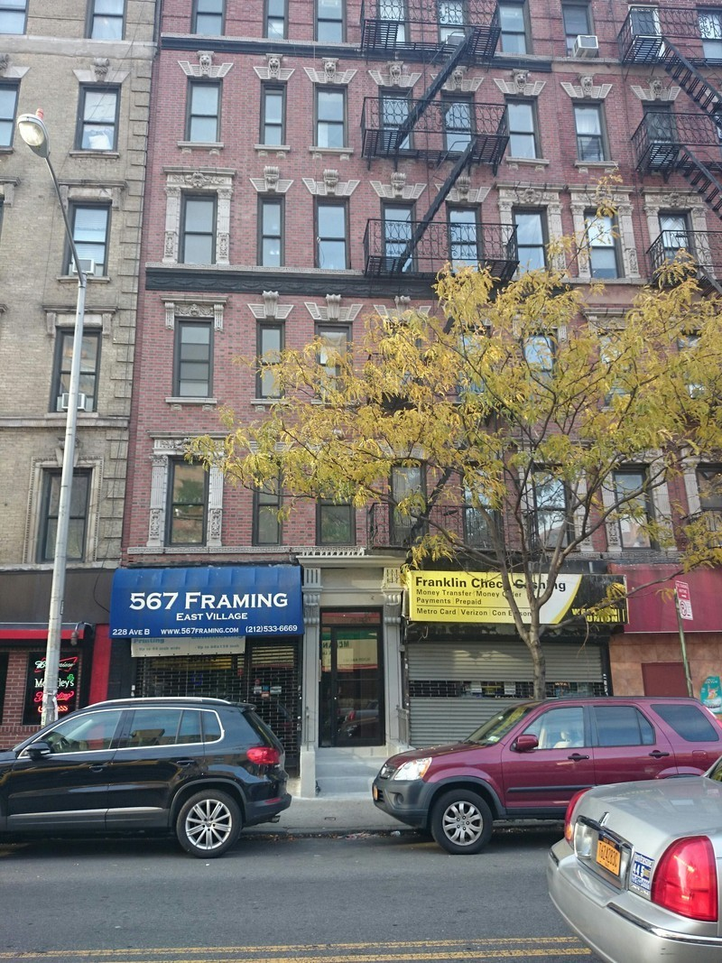 232 Ave. B in East Village : Sales, Rentals, Floorplans | StreetEasy