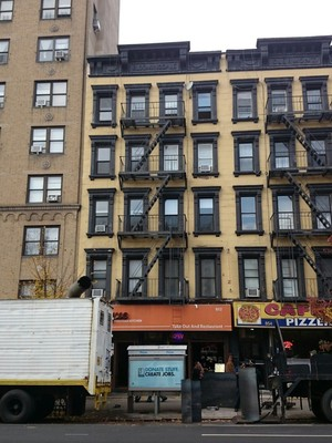 852 Amsterdam Avenue in Manhattan Valley