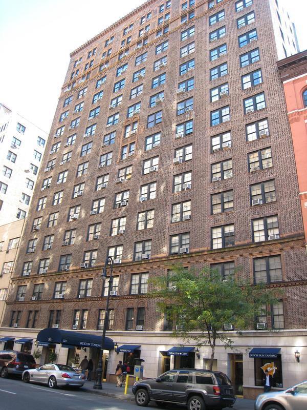 West St Street New York Apartments