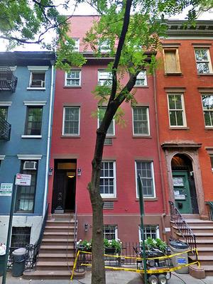 349 West 21st St In Chelsea Sales Rentals Floorplans