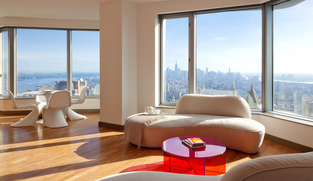 New york by gehry at 8 spruce st in fulton seaport for New york city rental
