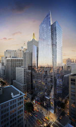 400 Park Ave South In Nomad Sales Rentals Floorplans