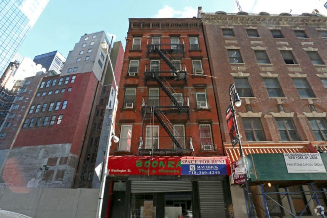 StreetEasy: 109 Washington Street in Financial District, #17J ...