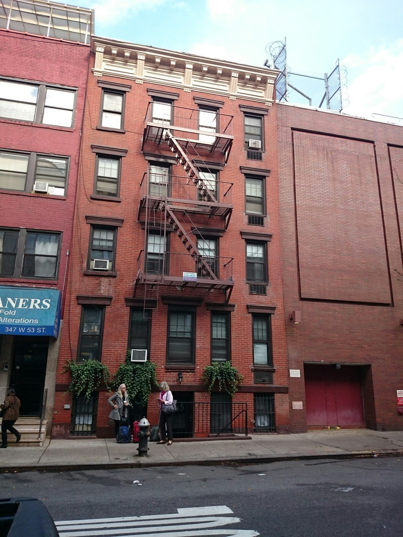 Buildings In Hell S Kitchen