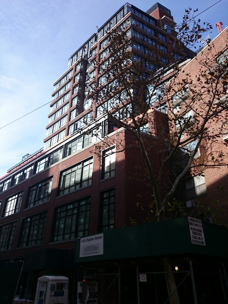 150 charles st in west village sales rentals for 150 charles street floor plans