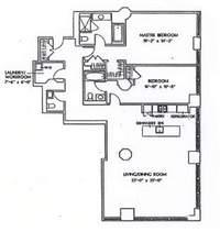 floorplan for 1 Main Street