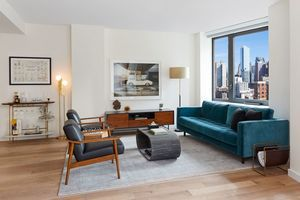 View of 411 West 35th Street
