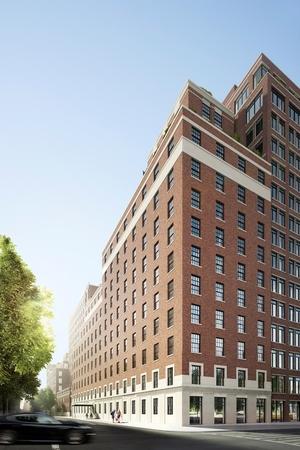 160 West 12th Street in Greenwich Village