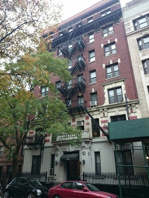210 West 21st St In Chelsea Sales Rentals Floorplans