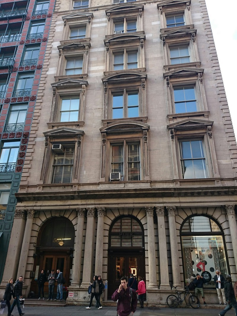 Buys Building Broadway New York