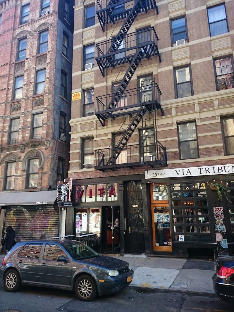 124 Ludlow St In Lower East Side Sales Rentals