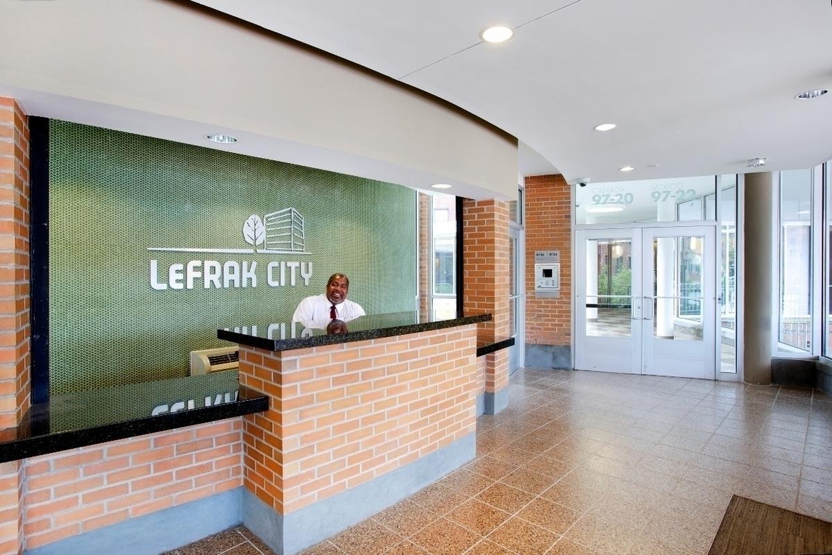 Building Lefrak City Sydney