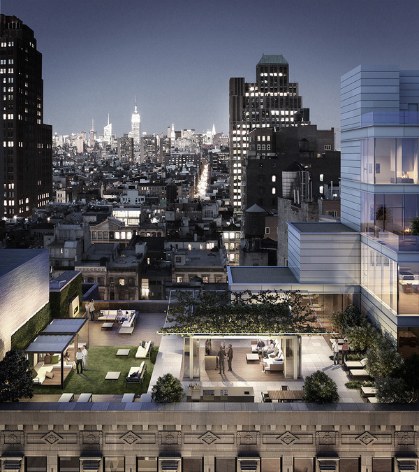 Tribeca Apartments For Rent: 93Worth At 93 Worth St. In Tribeca : Sales, Rentals