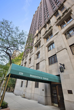 Woodstock Tower at 320 East 42nd Street in Murray Hill