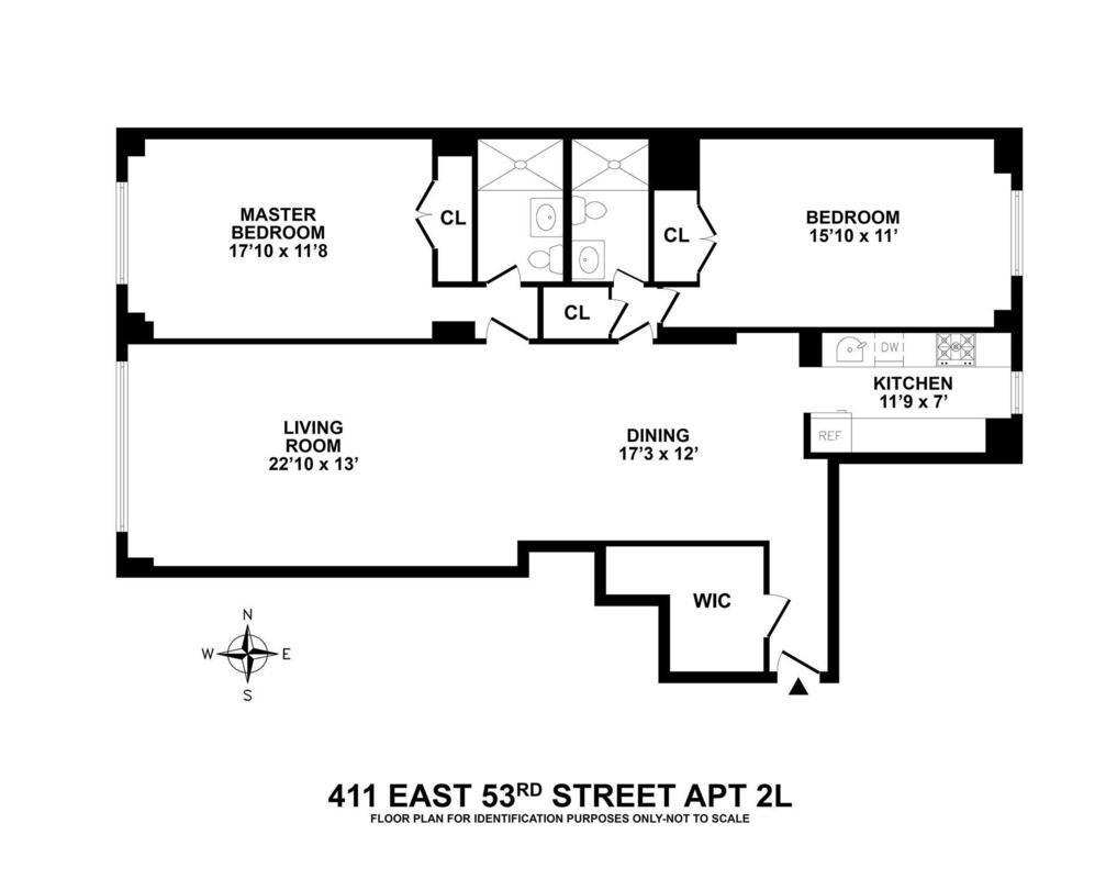 Streeteasy 411 East 53rd Street In Sutton Place 2l