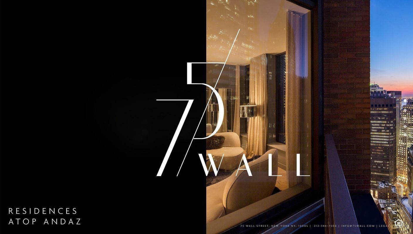 75 Wall St. in Financial District : Sales, Rentals, Floorplans ...